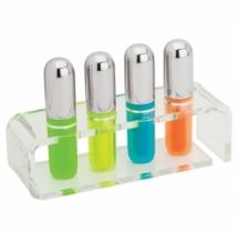 4-pc Highlighter Set & Stand
