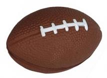 Football 3.5 Inch Squeezie