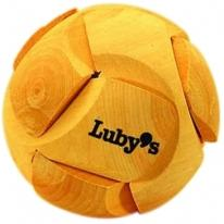 "3"" Wooden Ball Puzzle"
