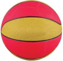 "7"" Assorted Bright Color Baskeballs"