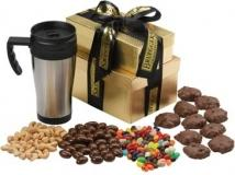 Grande Gift Box w/Travel Mug & Fill