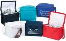 The Packer - Classic 6 Pack Nylon Cooler Bag