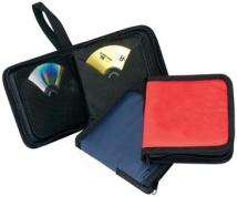 The DJ Deluxe 12 CD Travel Holder