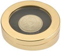 Big Picture Magnifier & Paperweight (Gold)