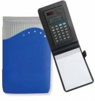Contour Jotter Pad With Calculator