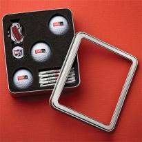 Wilson 3-Ball Display Box