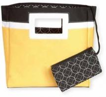 Atchison Squared Away Mini Tote