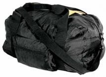 "1 Lb. 3.0 oz. A. SAKS 2 in 1 Folding Carryon Duffle (22"")"
