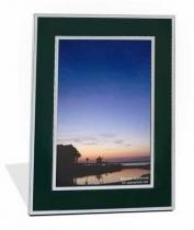 Barclay Silver Frames (holds 5x7 Image)