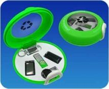 Green Kit (made From Recycled Plastic)