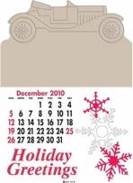 Press-N-Stick - Canadian Calendar Pad
