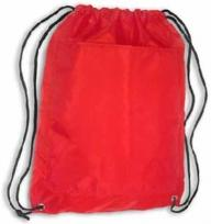 Draw String Back Pak Non Insulated