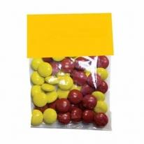 Candy Bag With Header Card (Small) Candy Cinnamon Red Hots