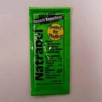 Insect Repellent Packet