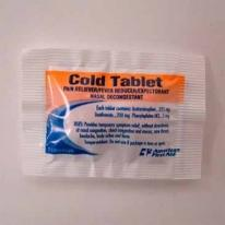 Cold Tablets (2)