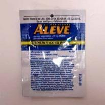 Aleve Packet