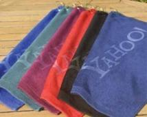 Tone On Tone Turkish Heavyweight Golf Towel