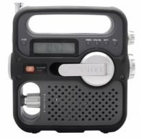 Eton Solar Emergency Crank Radio