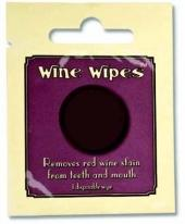 Wine Wipes, Single Pak