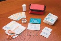24 Pc. First Aid Kit