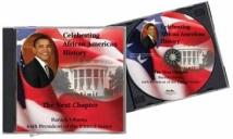Black History - Obama - Jewel Case