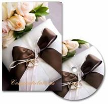 Weddings & Brides - Card & CD