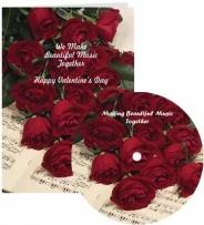 Love & Valentine - Card & CD