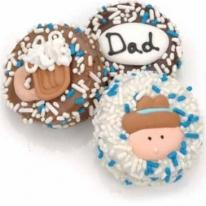 Father's Day Chocolate Dipped Oreos�- Individually Wrapped