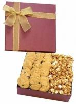 The Chairman Gift Box - Caramel Popcorn & Cookies