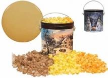 One Gallon Popcorn Tin