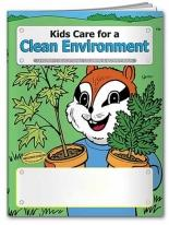 Coloring Book: Clean Environment