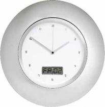 Horlomur Series Wall Clock & Date