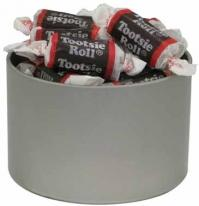 Round Tin of Candy - Reg Toots