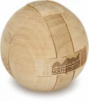 Ball Shaped Wood Desktop Puzzle