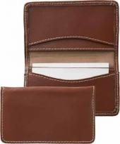 Accent Leather Card Case