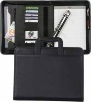 Summit Zippered Execufolio With Handles