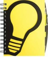 Lightbulb Graphic Pad - 100 Sheets