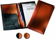 Secretary Jotter - Synthetic Leather