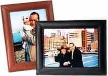 5 X 7 Single Picture Frame - Synthetic Leather