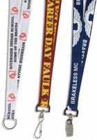 "3 /4"" Multi-Color Sublimation Lanyard"