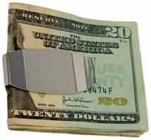 Monte Carlo Money Clip