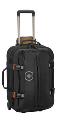"CH 22 22"" / 56 Cm Expandable Wheeled U.S. Carry-On"