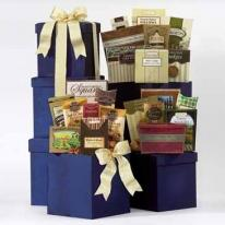 Ultimate Gourmet Fabric Box Tower