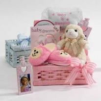 Sweet Dreams Baby Gift Basket