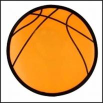 Folding Flyer - Basket Ball