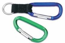 8 Cm Carabiner With Lanyard