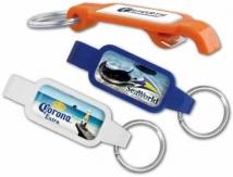 Stingray Bottle Opener Key Tag