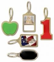USA Brass Key Tags