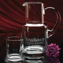Executive Pitcher & Glass Set