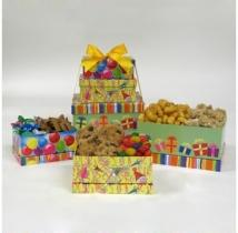 Party Time Gift Tower